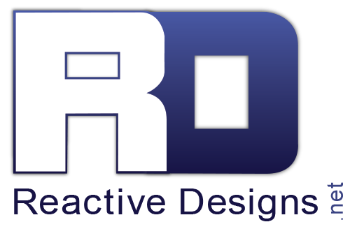 reactive designs website design moose jaw